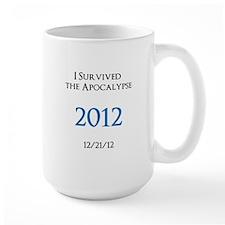 Apocalypse 2012 Mug