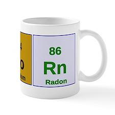 Periodic table porn Mug