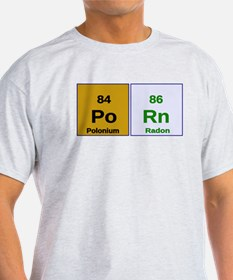 Periodic table porn T-Shirt