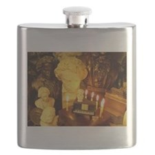 Beethovens Birthday Party Flask