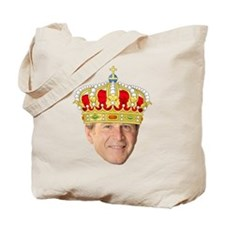 King George III Tote Bag