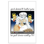 God Doesn't Hate You Large Poster