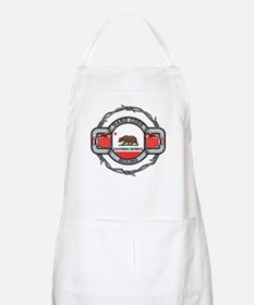 California Boxing BBQ Apron