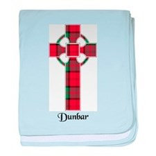 Cross - Dunbar baby blanket