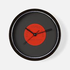 Bring Vinyl Back | Wall Clock