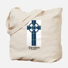 Cross - Davidson of Tulloch Tote Bag