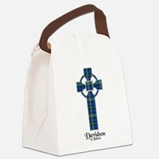 Cross - Davidson of Tulloch Canvas Lunch Bag