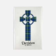 Cross - Davidson of Tulloch Rectangle Magnet