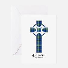 Cross - Davidson of Tulloch Greeting Card