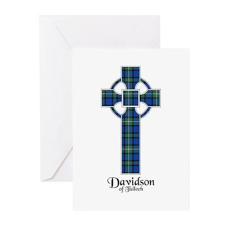 Cross - Davidson of Tulloch Greeting Cards (Pk of