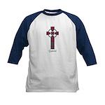 Cross - Dalziel Kids Baseball Jersey