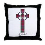 Cross - Dalziel Throw Pillow