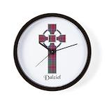 Cross - Dalziel Wall Clock