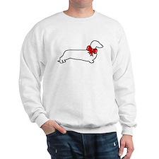 Holiday Doxie Sweatshirt