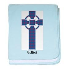 Cross - Elliot baby blanket