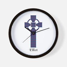 Cross - Elliot Wall Clock