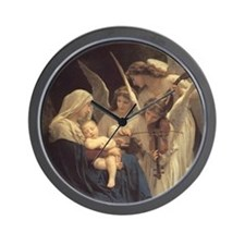 Song of Angels Wall Clock