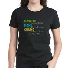 Hospice 2013 hope green blue.PNG Tee