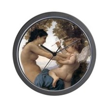 Cool Photorealism Wall Clock