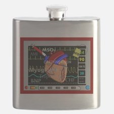 cardiac pillow CP red.PNG Flask