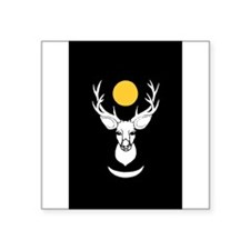 Household Stag Sticker