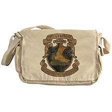 Montresor Coat Of Arms Messenger Bag