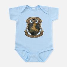 Montresor Coat Of Arms Infant Bodysuit