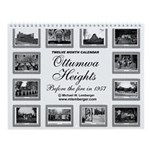 Ottumwa Heights College Wall Calendar