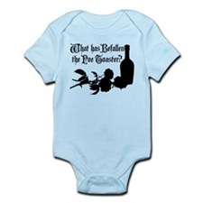 Poe Toaster Infant Bodysuit