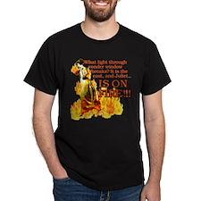 Juliet On Fire T-Shirt
