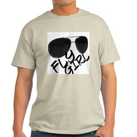 Fly Girls Apparel Light T-Shirt