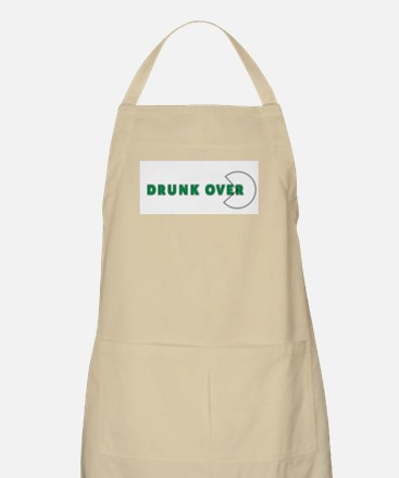 Drunk over with pac Apron