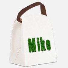 Mike Grass Canvas Lunch Bag