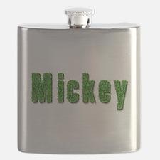 Mickey Grass Flask