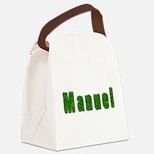 Manuel Grass Canvas Lunch Bag