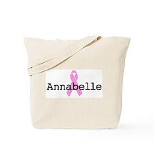 BC Awareness: Annabelle Tote Bag