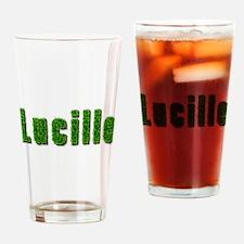 Lucille Grass Drinking Glass
