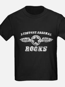 REDSTONE ARSENAL ROCKS T