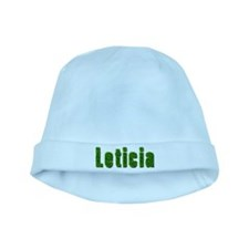 Leticia Grass baby hat