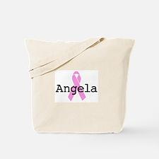 BC Awareness: Angela Tote Bag