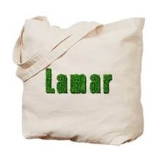 Lamar Grass Tote Bag