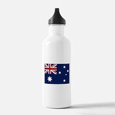Australia Flag Sports Water Bottle