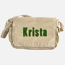 Krista Grass Messenger Bag