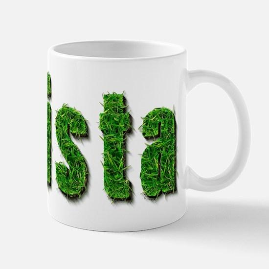 Krista Grass Mug