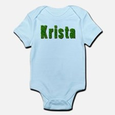Krista Grass Infant Bodysuit