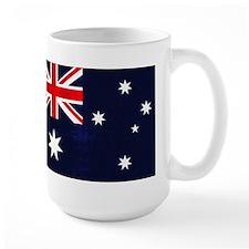 Australian Grunge Mug