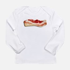 Bacon is good Long Sleeve Infant T-Shirt