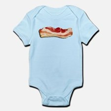 Bacon is good Infant Bodysuit