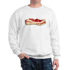 Bacon is good Sweatshirt
