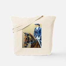 Dressage Diva Tote Bag